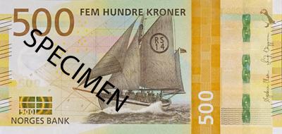 Couronne norvegienne NOK