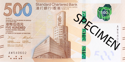 Dollar de Hong Kong