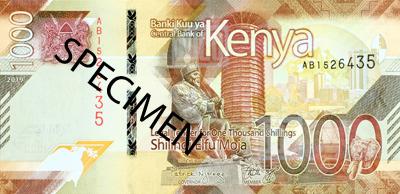 Shilling Kényan